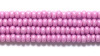 Czech Seed Bead Coated Dark Orchid 11/0